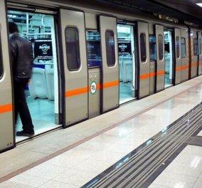 Ποιοι σταθμοί του μετρό θα κλείσουν την Παρασκευή λόγω Πολυτεχνείου - Κυρίως Φωτογραφία - Gallery - Video