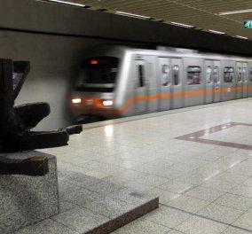 Στάση εργασίας στο Μετρό την Τρίτη - Κυρίως Φωτογραφία - Gallery - Video