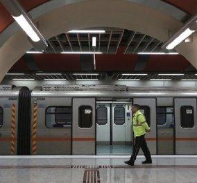 Αναστολή της 24ωρης απεργίας στο μετρό την Πέμπτη - Κυρίως Φωτογραφία - Gallery - Video