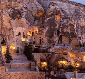 Αυτά τα εντυπωσιακά ξενοδοχεία κρέμονται στην άκρη των βράχων και προκαλούν δέος! (ΦΩΤΟ) - Κυρίως Φωτογραφία - Gallery - Video