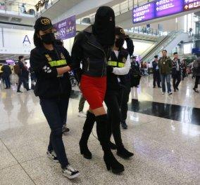 19χρονη πανύψηλη Ελληνίδα μοντέλο συνελήφθη στο Χονγκ Κονγκ με 2,6 κιλά κόκα (ΦΩΤΟ-ΒΙΝΤΕΟ) - Κυρίως Φωτογραφία - Gallery - Video