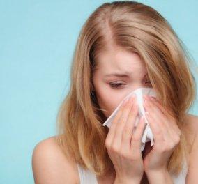 Έχετε  μπούκωμα στην μύτη; Δείτε τι μπορείτε να κάνετε για να ανακουφιστείτε  - Κυρίως Φωτογραφία - Gallery - Video