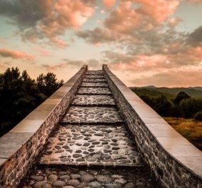 Ύμνος στα ελληνικά πέτρινα γεφύρια : Έλληνας φωτογράφος με πάθος μας δίνει υπέροχα κλικ (ΦΩΤΟ)  - Κυρίως Φωτογραφία - Gallery - Video