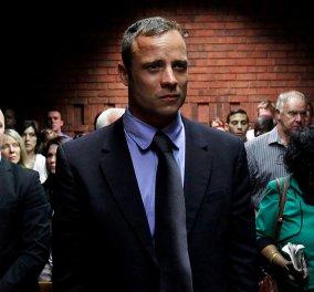 Όσκαρ Πιστόριους: Αυξήθηκε η ποινή του στα 13 χρόνια και πέντε μήνες για τον φόνοτης φίλης του Ρίβα Στέενκαμπ - Κυρίως Φωτογραφία - Gallery - Video