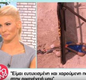 Η Όλγα Πηλιάκη μιλάει για την αποχώρησή της από το NOMADS - Δείτε τι είπε (ΒΙΝΤΕΟ) - Κυρίως Φωτογραφία - Gallery - Video