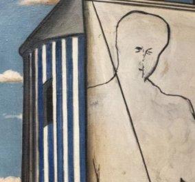Ανεκτίμητος πίνακας του Τζόρτζιο ντε Κίρικο κλάπηκε από μουσείο της Μπεζιέρ - Κυρίως Φωτογραφία - Gallery - Video