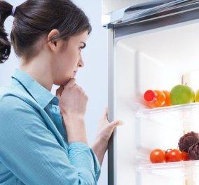 Τέλος οι δυσάρεστες μυρωδιές που αναδύονται από το ψυγείο - Δείτε πως! - Κυρίως Φωτογραφία - Gallery - Video