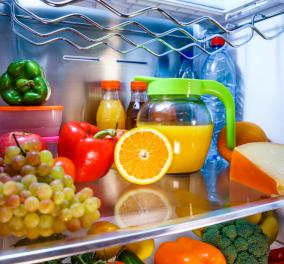 Δώστε βάση σε αυτά τα 5 κόλπα για να έχετε πάντα οργανωμένο ψυγείο! - Κυρίως Φωτογραφία - Gallery - Video