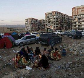 Τερματίστηκαν οι έρευνες για θύματα από τον σεισμό στο Ιράν – Τραγικός απολογισμός με πάνω από 450 νεκρούς και 7.000 τραυματίες - Κυρίως Φωτογραφία - Gallery - Video