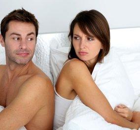 Αυτά είναι τα 3 σεξουαλικά λάθη που κάνουμε στη σχέση μας - Κυρίως Φωτογραφία - Gallery - Video