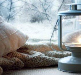 Μικρά μυστικά που θα σας βοηθήσουν να έχετεκαθαρό σπίτιτον χειμώνα! - Κυρίως Φωτογραφία - Gallery - Video