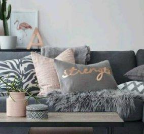 Ο Σπύρος Σούλης προτείνει 9 τρόπους  για να ανανεώσετε όλο το σπίτι σας με 20 ευρώ (ΦΩΤΟ) - Κυρίως Φωτογραφία - Gallery - Video