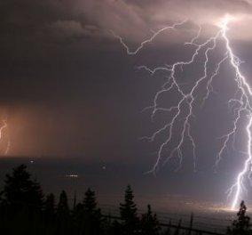 Έκτακτο δελτίο επιδείνωσης του καιρού από την ΕΜΥ: Βροχές και καταιγίδες - Κυρίως Φωτογραφία - Gallery - Video