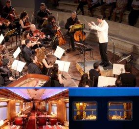 Η Καμεράτα πάει με… Τρένο στο Ρουφ - Μια πανδαισία μουσικής Μπαρόκ με όργανα εποχής - Κυρίως Φωτογραφία - Gallery - Video