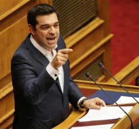 Αλ. Τσίπρας-Κ. Μητσοτάκης για θέματα ασφάλειας στη Βουλή (LIVE) - Κυρίως Φωτογραφία - Gallery - Video