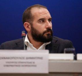 Δημήτρης Τζανακόπουλος: Εντός του Νοεμβρίου οι ανακοινώσεις για το κοινωνικό μέρισμα - Κυρίως Φωτογραφία - Gallery - Video