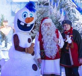 Good news: Santa Claus Kingdom - Το Χριστουγεννιάτικο Πάρκο με τα αμέτρητα παιχνίδια ανοίγει το Σάββατο 2 Δεκεμβρίου (ΦΩΤΟ) - Κυρίως Φωτογραφία - Gallery - Video