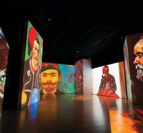 Van Gogh Alive – the experience: Το μεγάλο καλλιτεχνικό γεγονός της χρονιάς ξεκίνησε! (ΦΩΤΟ) - Κυρίως Φωτογραφία - Gallery - Video