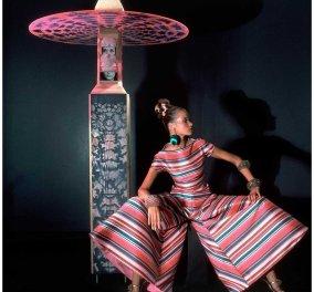 Vintage story  Όταν η καλλονή κόμισσα Vera Von Lehndorff έγινε το  διασημότερο μοντέλο του 60 3612adf271e