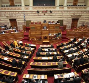 Υπερψηφίστηκε η τροπολογία για τις τηλεοπτικές άδειες - Κυρίως Φωτογραφία - Gallery - Video