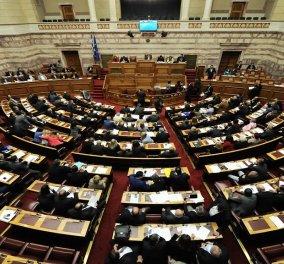LIVE - H συζήτηση στη Βουλή του νομοσχεδίου για το κοινωνικό μέρισμα - Κυρίως Φωτογραφία - Gallery - Video