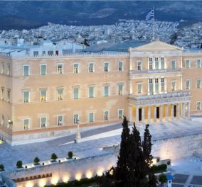 Βουλή: Αναβάλλεται η συνεδρίαση για το μέρισμα λόγω εθνικού πένθους - Κυρίως Φωτογραφία - Gallery - Video
