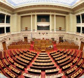 Σύγκρουση κορυφής η σημερινή συζήτηση στη Βουλή για τη συμφωνία με τη Σαουδική Αραβία - Κυρίως Φωτογραφία - Gallery - Video