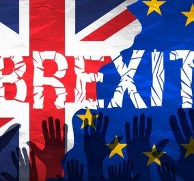 Brexit: Αυτό είναι το κόστος του «διαζυγίου» - Κυρίως Φωτογραφία - Gallery - Video