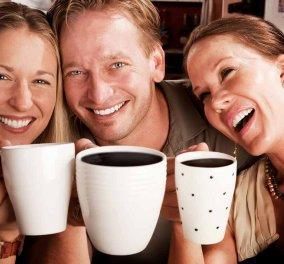 Επιστημονική έρευνα: Τρεις καφέδες την ημέρα ... τις ασθένειες κάνουν πέρα - Κυρίως Φωτογραφία - Gallery - Video