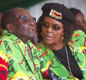 Παραιτήθηκε ο πρόεδρος της Ζιμπάμπουε,  Ρόμπερτ Μουγκάμπε  - Κυρίως Φωτογραφία - Gallery - Video