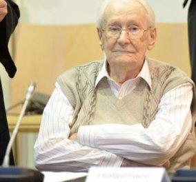Στη φυλακή στέλνουν τον 96χρονο Ναζιστή που μετρούσε τα λεφτά των Εβραίων στο Άουσβιτς   - Κυρίως Φωτογραφία - Gallery - Video