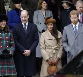 Τα Χριστούγεννα της βασιλικής οικογένειας με τη Μέγκαν Μαρκλ στο κτήμα Sandringham (ΦΩΤΟ-ΒΙΝΤΕΟ)  - Κυρίως Φωτογραφία - Gallery - Video