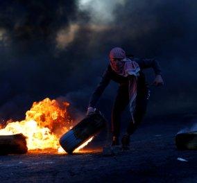 Συνεχίζονται οι αιματηρές συγκρούσεις στην Ιερουσαλήμ- H Φατάχ καλεί σε γενίκευση των εχθροπραξιών (ΦΩΤΟ) - Κυρίως Φωτογραφία - Gallery - Video