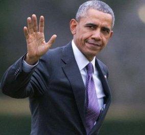 Ο Μπάρακ Ομπάμα παίζει μαζί σε διαφήμιση με τον Chance the Rapper- ΒΙΝΤΕΟ - Κυρίως Φωτογραφία - Gallery - Video