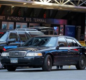 Πανικός στη Νέα Υόρκη: Τέσσερις τραυματίες από έκρηξη βόμβας σε κεντρικό σταθμό λεωφορείων (ΦΩΤΟ-ΒΙΝΤΕΟ) - Κυρίως Φωτογραφία - Gallery - Video