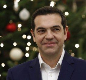 Σήμερα Κυριακή τα πρωτοχρονιάτικα κάλαντα στον Αλέξη Τσίπρα - Κυρίως Φωτογραφία - Gallery - Video