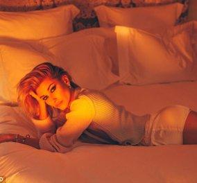 "Hailey Baldwin: Η υπέροχη σέξι-ρετρό φωτογράφηση της ""Style influencer"" της χρονιάς για το περιοδικό Wonderland (ΦΩΤΟ)  - Κυρίως Φωτογραφία - Gallery - Video"