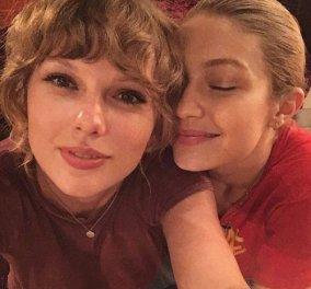 Αγαπιόμαστε! Η Gigi Hadid σε πολύ αποκαλυπτικό post για την σχέση της με την Taylor Swift (ΦΩΤΟ) - Κυρίως Φωτογραφία - Gallery - Video