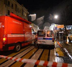 Ρωσία: Τουλάχιστον 10 τραυματίες από έκρηξη βόμβας σε σούπερ-μάρκετ στην Αγία Πετρούπολη (ΦΩΤΟ- ΒΙΝΤΕΟ) - Κυρίως Φωτογραφία - Gallery - Video
