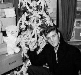 Χριστούγεννα με σπανιότατo live tv show του Elvis Prisley: Τραγουδάει & παραληρούν εκατοντάδες γυναίκες! (ΦΩΤΟ- ΒΙΝΤΕΟ) - Κυρίως Φωτογραφία - Gallery - Video