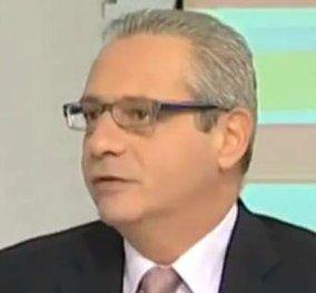 Δημήτρης Αλειφερόπουλος: Έφυγε από τη ζωή ο δημοσιογράφος του Alpha και της Δημοκρατίας σε ηλικία μόλις 47 ετών... - Κυρίως Φωτογραφία - Gallery - Video