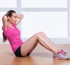 Απλές ασκήσεις που μπορείτε να κάνετε ακόμα και από τον καναπέ σας - Κυρίως Φωτογραφία - Gallery - Video