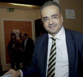 Δημήτρης Βερβεσός: Ποιος είναι ο νέος πρόεδρος του δικηγορικού συλλόγου Αθηνών - Κυρίως Φωτογραφία - Gallery - Video