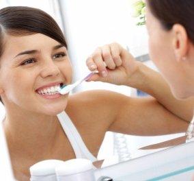 Οι ειδικοί επισημαίνουν: Το υπερβολικό βούρτσισμα βλάπτει τα δόντια - Κυρίως Φωτογραφία - Gallery - Video