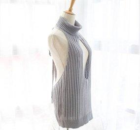 Εταιρία στην Ιαπωνία ξεπούλησε σε μία μέρα το εξώπλατο & χωρίς μανίκια πουλόβερ -Φώτο   - Κυρίως Φωτογραφία - Gallery - Video