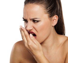 Τι να κάνετε για τη δυσάρεστη αναπνοή - Ποιες είναι οι αιτίες - Κυρίως Φωτογραφία - Gallery - Video