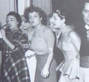 Vintage Story: Όταν η Άννα Καλουτά ενθουσιάζει το κοινό ως τσολιάς, η Μαρία η αδελφή της συγκινεί ως η πιστή αρραβωνιαστικιά ....(ΦΩΤΟ-ΒΙΝΤΕΟ) - Κυρίως Φωτογραφία - Gallery - Video