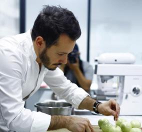 Γάλλος Ζαχαροπλάστης ανεβάζει βίντεο τα γλυκά του - Τον βλέπουν 3 εκ. άνθρωποι     - Κυρίως Φωτογραφία - Gallery - Video