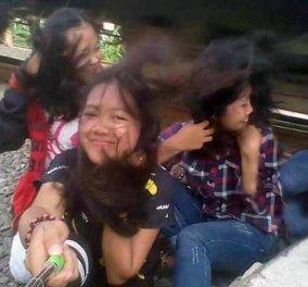 Σοκ στην Ινδονησία: Tρένο άνοιξε το κεφάλι 16χρονης την ώρα που πόζαρε για selfies (φώτο)   - Κυρίως Φωτογραφία - Gallery - Video