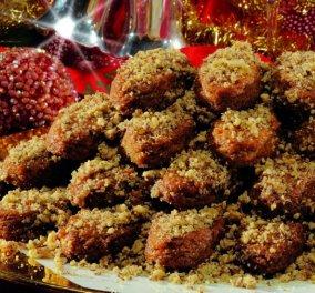 Πόσα μελομακάρονα μπορώ να φάω τα Χριστούγεννα; Όσα αντέχω ή..... - Κυρίως Φωτογραφία - Gallery - Video